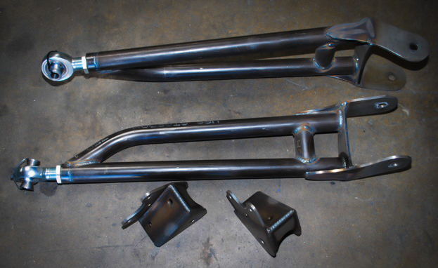 1995 Ford F150 For Sale >> Ford 1 1/4″ Heimed Radius Arms & Pivots Boxes – Solo ...