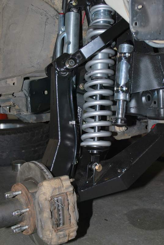 XLT Series Tundra 00-06 Front Suspension Kit - Solo ...