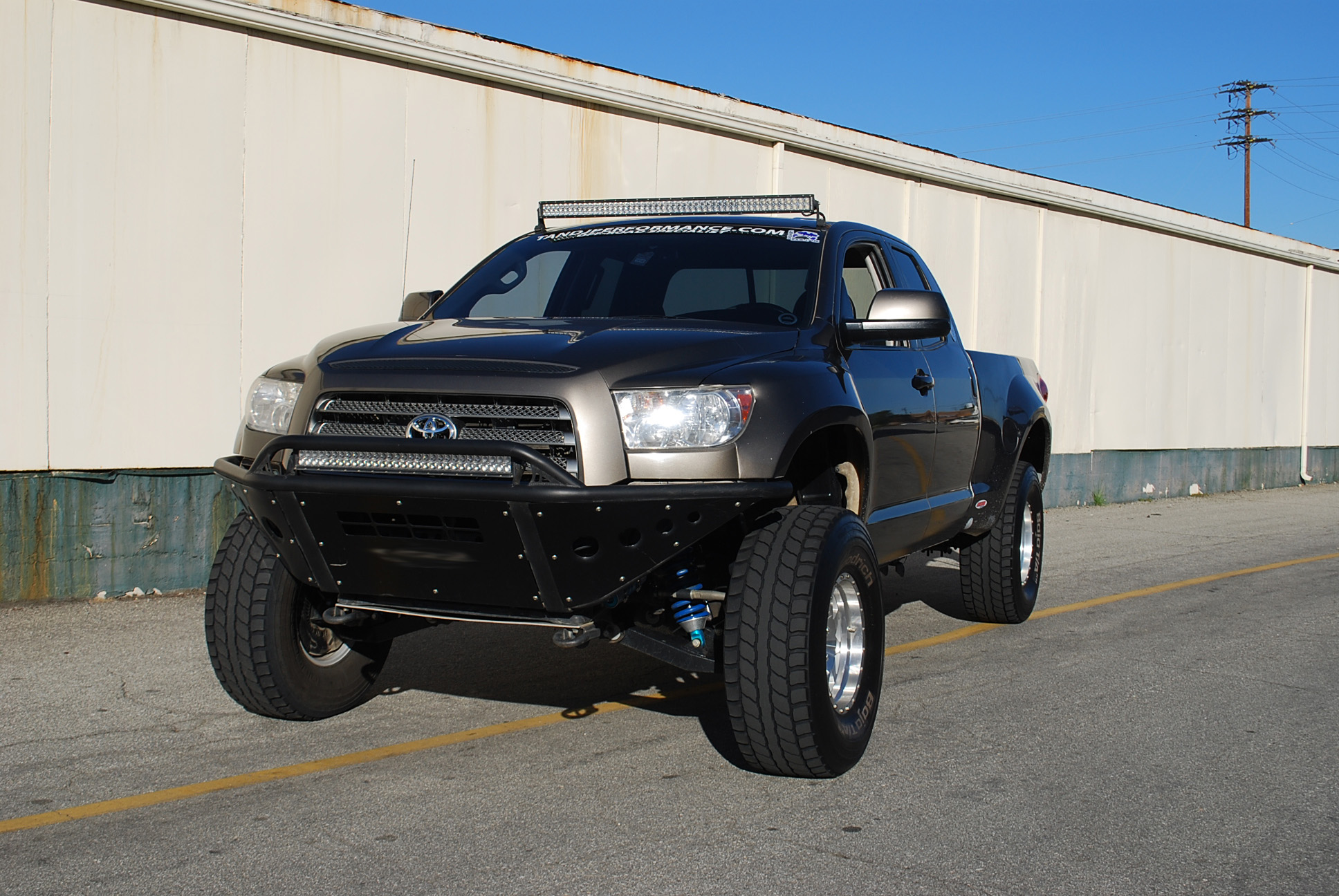 Lt Series Tundra 07 15 Long Travel Front Suspension Kit