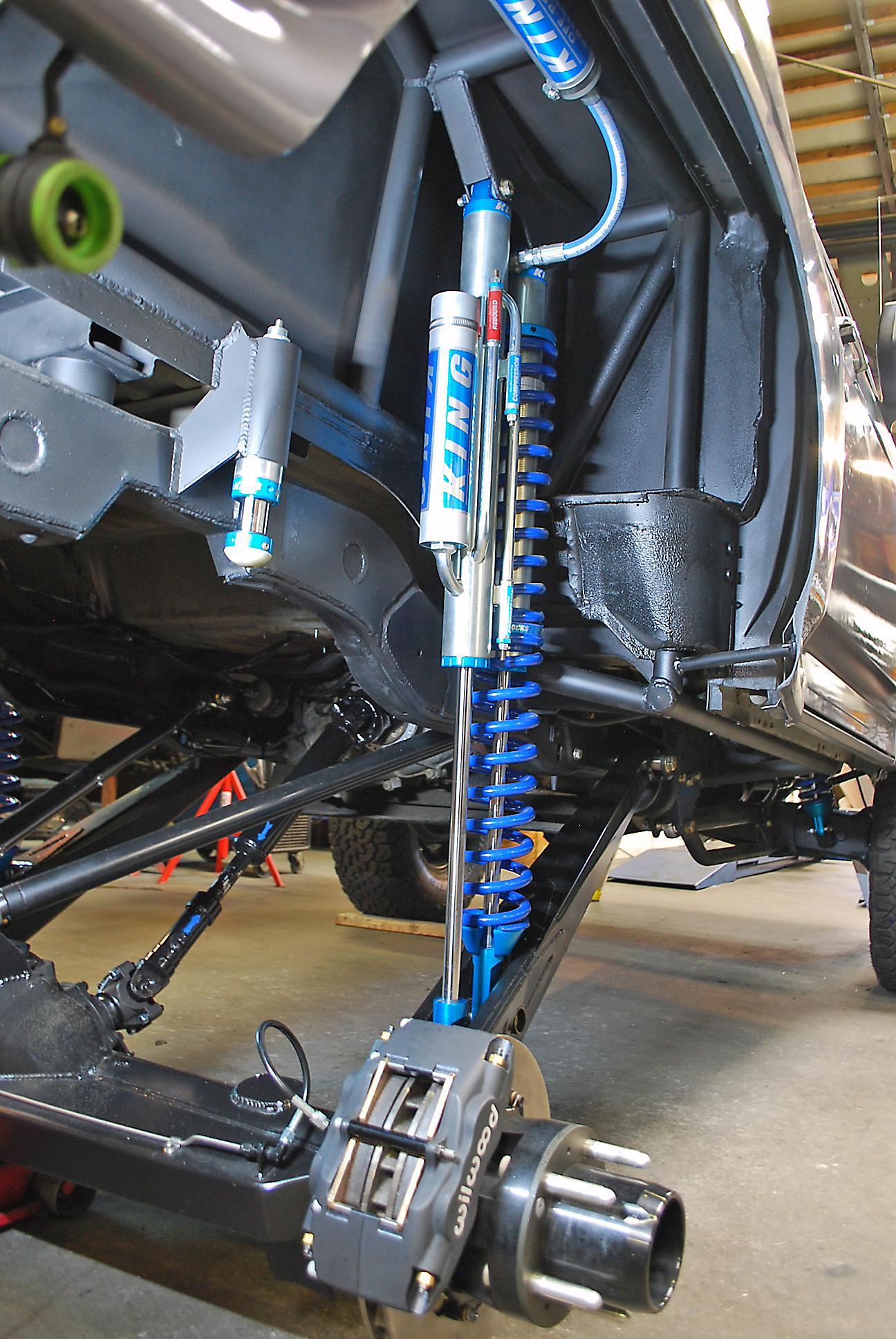 Ford Bronco Link Long Travel Suspension Kit