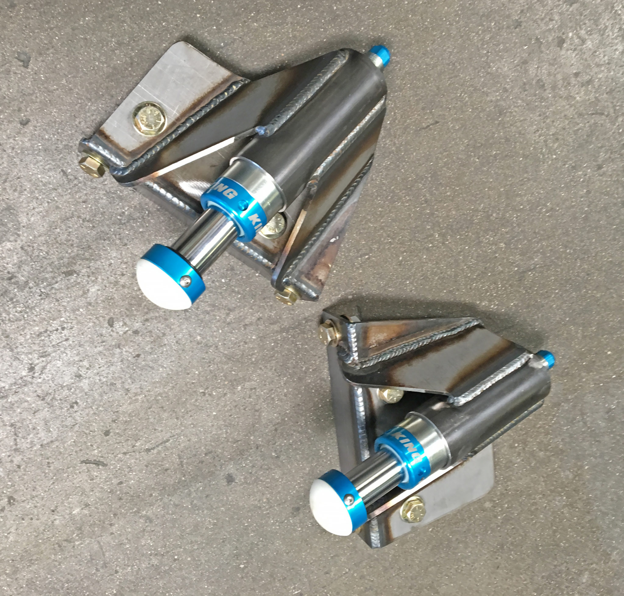 Ford Suspension Kits Solo Motorsports
