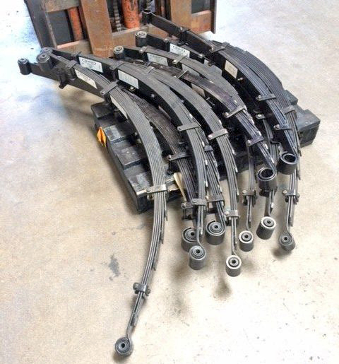 Deaver Leaf Springs >> Deaver Q80 Rear Suspension Kit Bronco