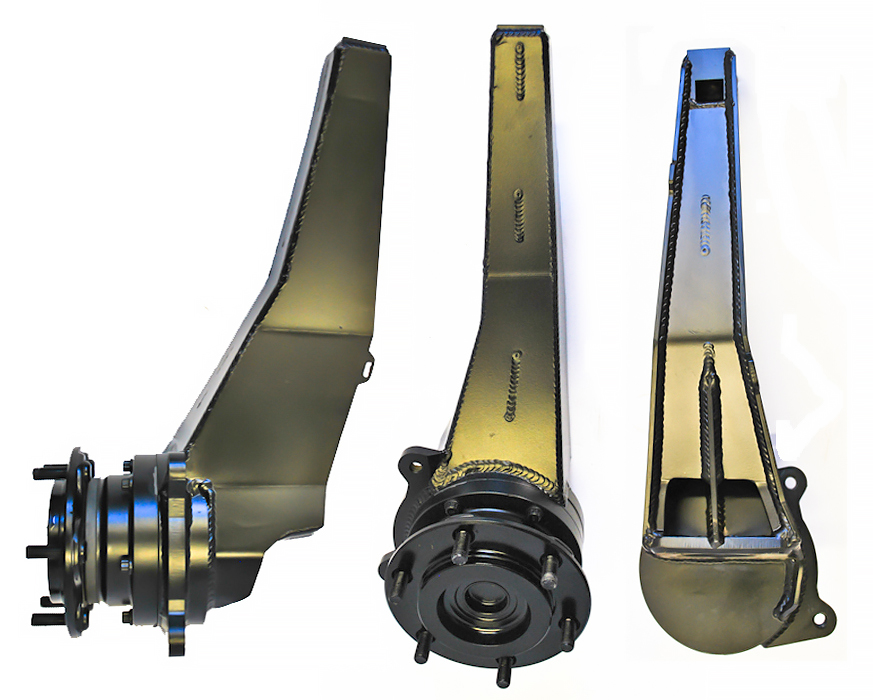 Fully Fabricated Toyota Spindles