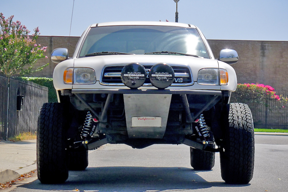 LT Series Front Suspension Kit / 1st Gen Tundra | Solo ...