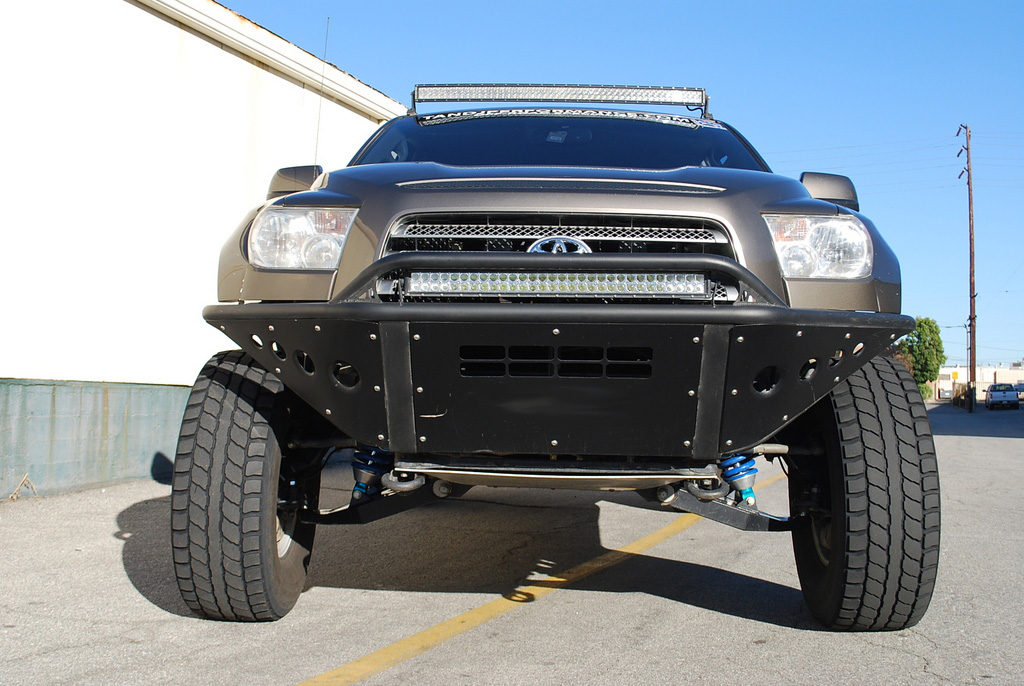 Lt Series Front Suspension Kit 2nd Gen Tundra Solo