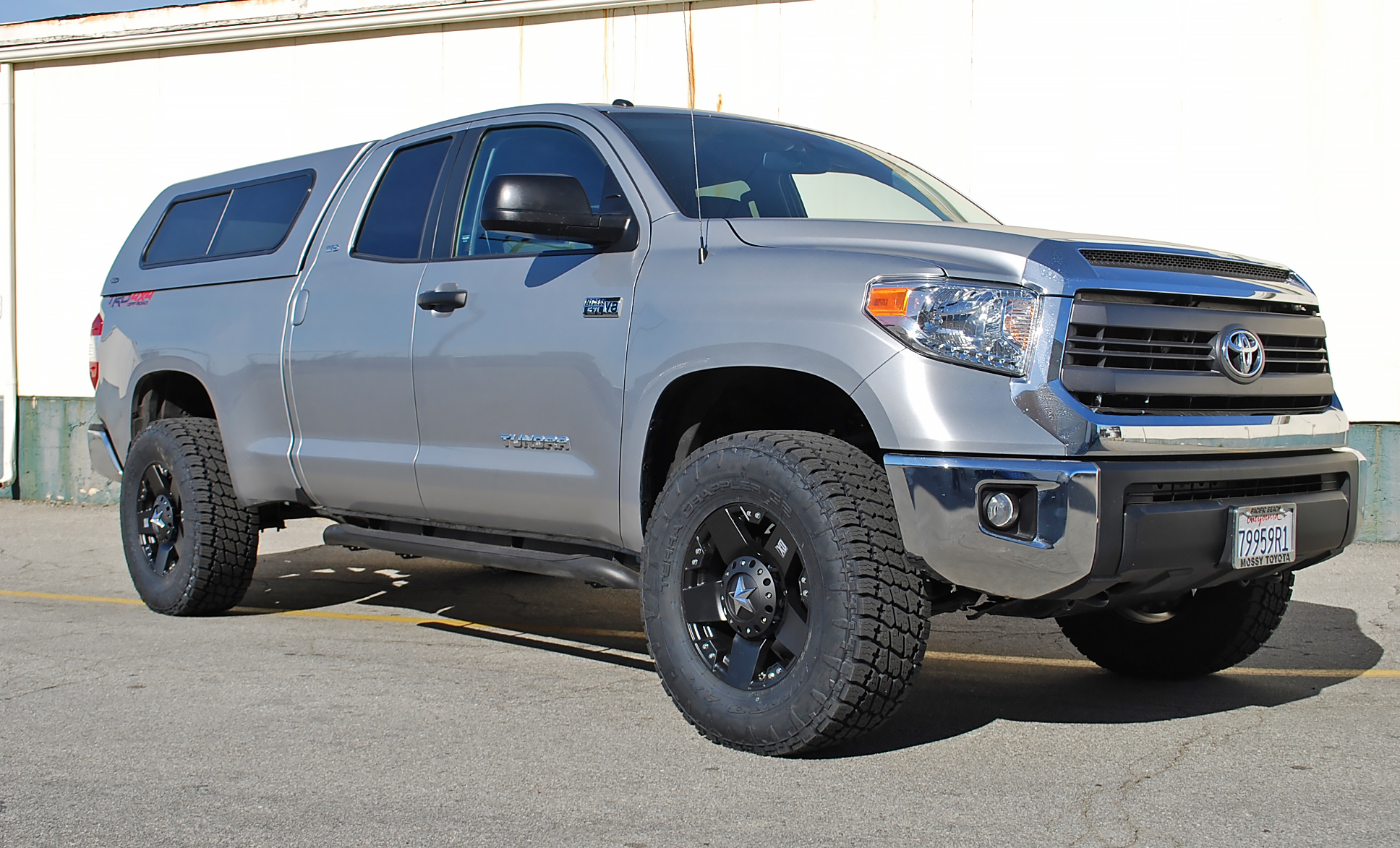 Mt Series Front Suspension Kit 2nd Gen Tundra Solo