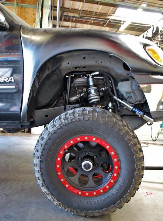 Xlt Series Front Suspension Kit 1st Gen Tundra Solo
