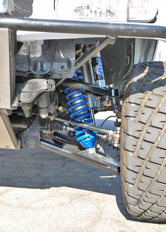 XLT Series Front Suspension Kit / Pickup & 1st+2nd Gen